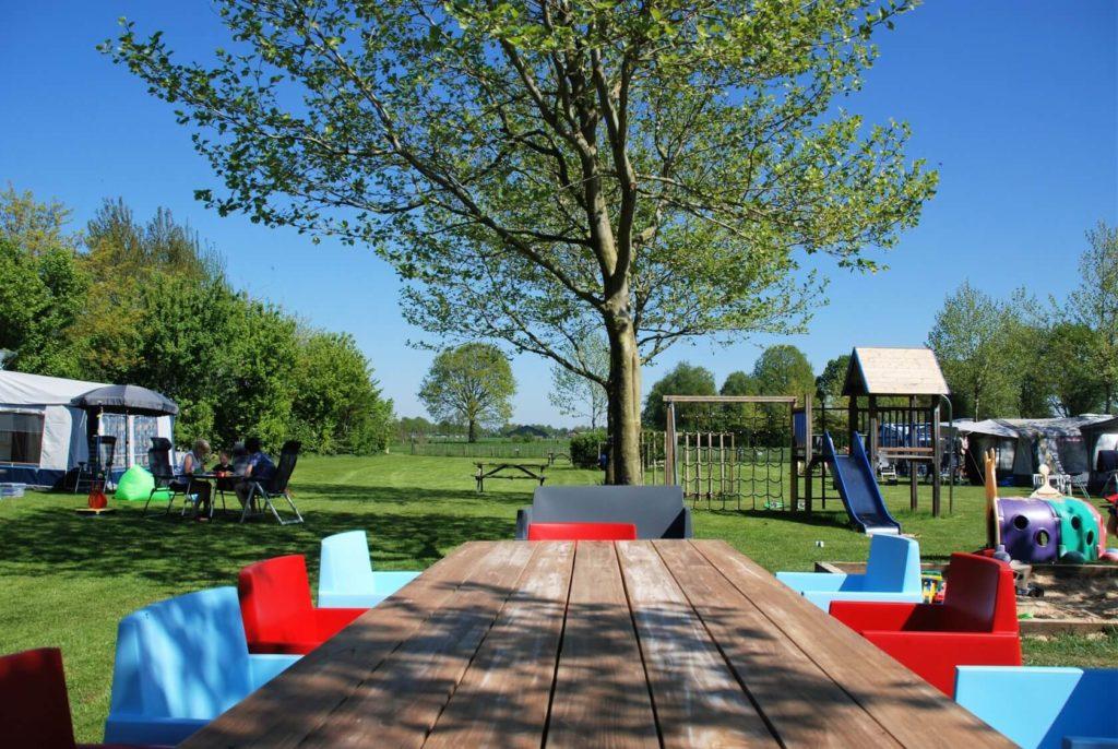 Comfortabel kamperen op Camping Buitenplaats Drenthe