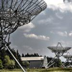 Westerbork Radio Telescoop indrukwekkend om te zien