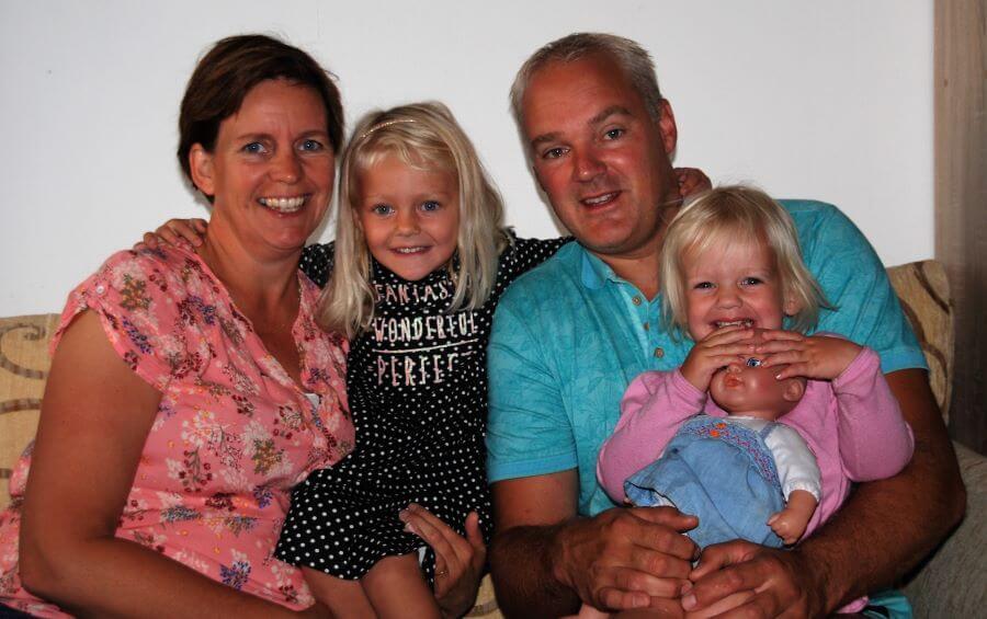 wij zijn familie Van Campen Buitenplaats Drenthe