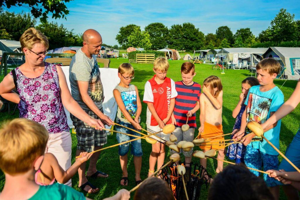Kindvriendelijke minicamping Buitenplaats Drenthe