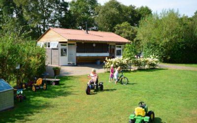 Schoon sanitair Camping Buitenplaats Drenthe