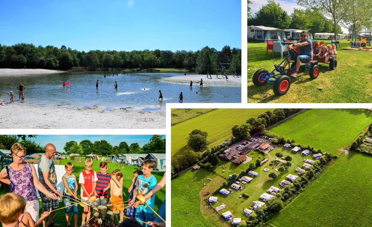 Kindvriendelijke kleine camping in Drenthe