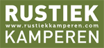 Bijzondere camping logo