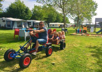 De kindvriendelijke camping in Drenthe