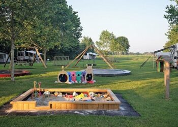 Kindvriendelijke camping
