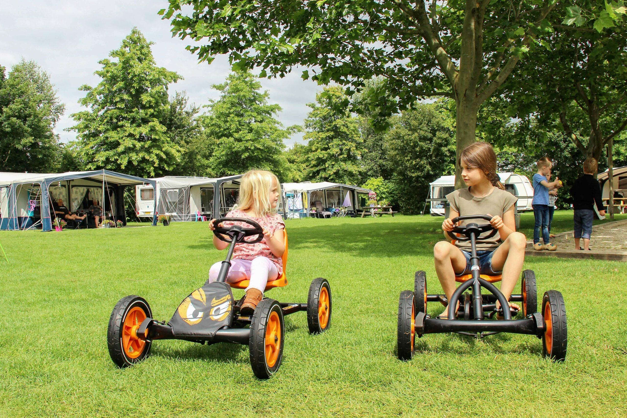 kindvriendelijke camping buitenplaats Drenthe